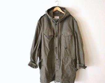 1988' German Hooded Parka/Coat