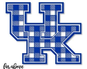 University Of Kentucky Svg Etsy