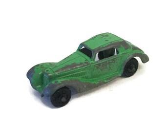 Tootsie Toy 1939 Mercedes Benz diecast car - Tin -  Mid century
