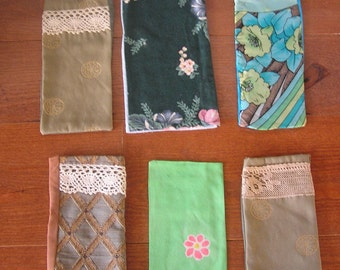 Eye Pillow Cover Replacements or Extras
