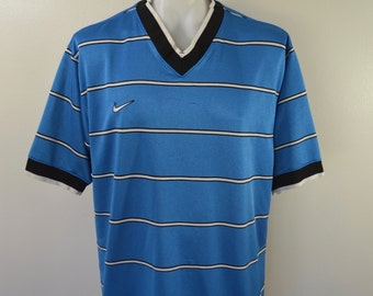 Vintage NIKE Soccer Jersey Made in USA size XL nike team sports
