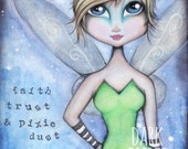 Tink - 8x10 Signed Print