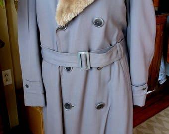 Beautiful 1940's Draper Coat