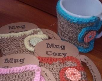 Mug Cuzy,Coffee Cup, Tea Cup Warmer