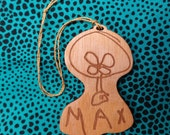 Custom Christmas Ornament from your Child's Drawing