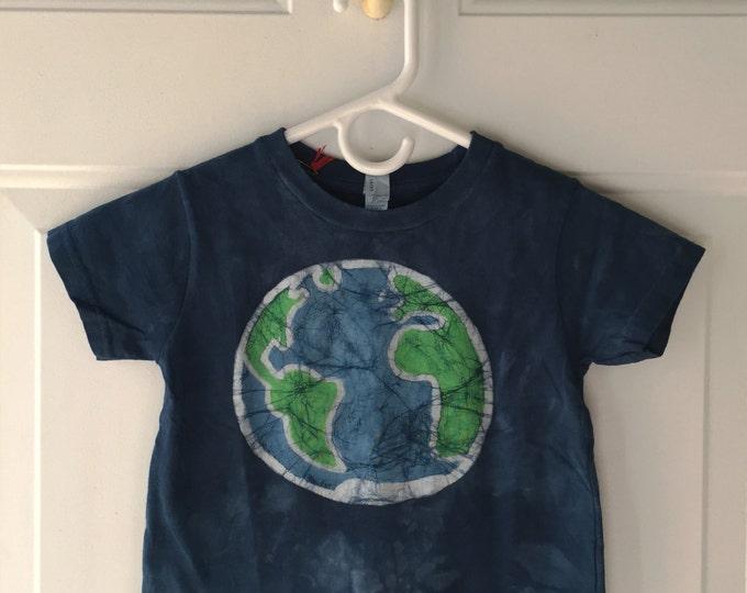 Kids Earth Day Shirt, Blue Earth Shirt, Kids Earth Shirt, Boys Earth Shirt, Girls Earth Shirt, Toddler Earth Shirt (3T)