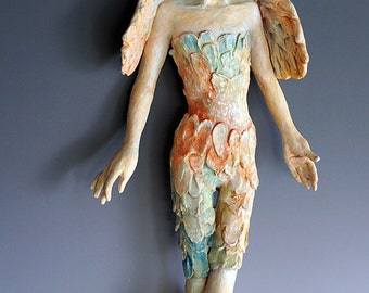 Harmony sculpture by artist Victoria Rose Martin