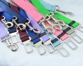Dog Seat Belt Tether - adjustable - universal