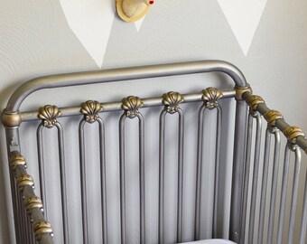 Crib Sheet - Fitted Crib Sheet - Crib Bedding - Baby Bedding - Nursery - Organic Cotton - Organic Baby - Toddler Bedding - Kids Room Decor