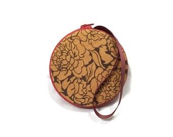 Vintage Style Macaron Wristlet Clutch Wallet Large Small or Kit - The Theodora