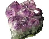 Raw Amethyst Crystal Cluster, SMALL, 3/4 x 1 inch - Feng Shui, Amatistas Cruda, Altar, Pagan, Wicca, Reiki, Chakra