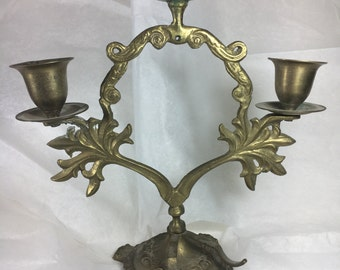 candelabra/ incense holder/ middle eastern