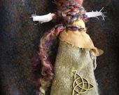 Scottish Poppet Doll