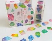 Pretty Gemstone Washi Tape