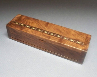 Jewelry Box For Ladies Rings,Wooden Box,  Small Wooden Box, Made in the USA, Lacquer Finished