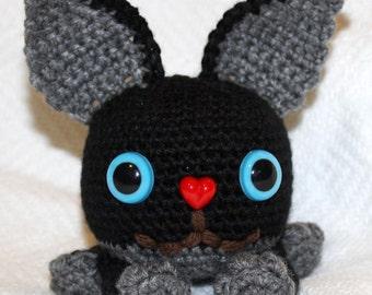 Original Amigurumi Crochet Critter