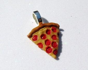 Pizza Party Pendant