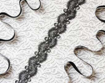 Bridal Sash Belt Wedding Sash Belt Black Sash Belt - Embroidery Lace Sash Belt - Wedding Dress Sashes Belts - Flower Girl Bridesmaid Sashes