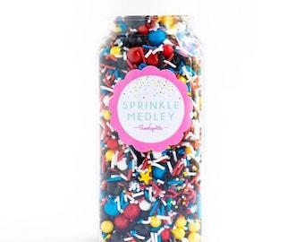 Sweetapolita Sprinkles Medley- Let's Motor 2.9 oz.