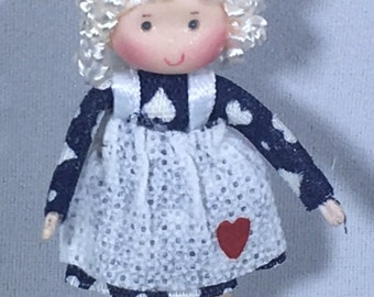 Dollhouse Doll by Anderson Miniatures (Itz)