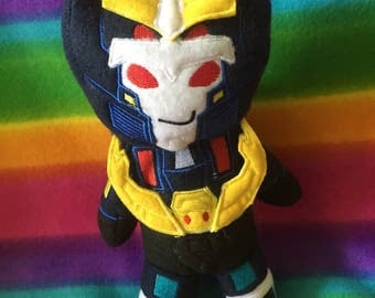 Transformers  Plush Plushie BittyBot Deathsaurus Deathzaras Toy from Mythfits