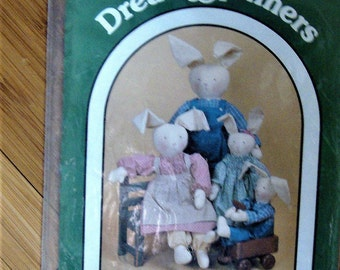 Sewing Directions for Rabbits and their Clothes