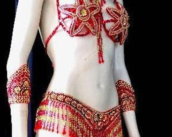 REAL Samba Costume   and real USA sizes