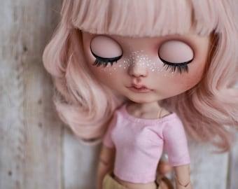 Josie (OOAK Custom Tan Blythe doll)