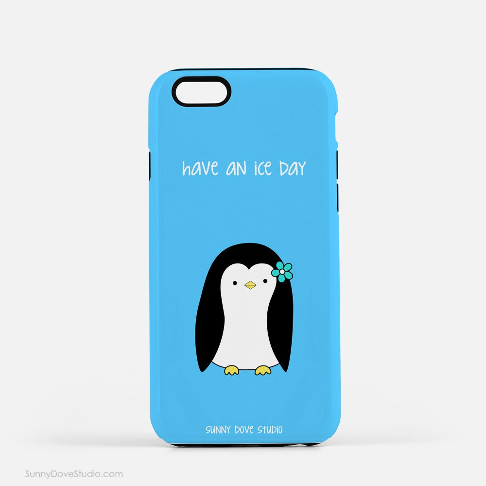 Penguin Book Phone Cover ~ Funny iphone cases for girls imgkid the image