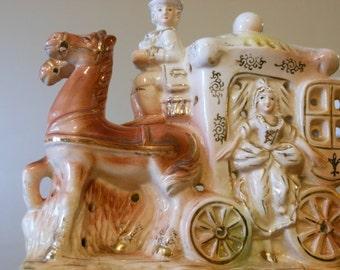 Porcelain Incense Burner/Tea Candle Holder