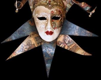 Venetian Mask | Samarcanda