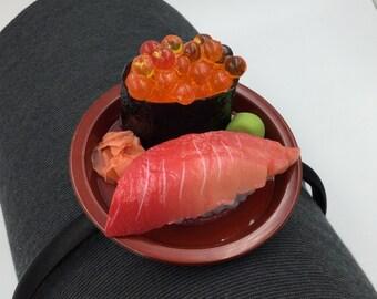 Toro & Ikura Sushi Headband