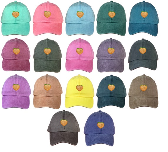 Peach Emoji Washed Dad Hat |Peach Emoji |Peach Emoji Hat |Dad Hat Tumblr|Peach Butt Hat|Dad Hats |Peach Butt |Peach Emoji Cap Dad Cap Trends