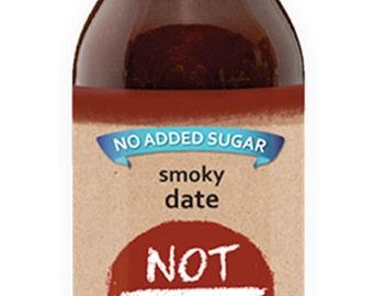 Paleo BBQ Sauce, Smoky Date Flavor *No Added Sugar*