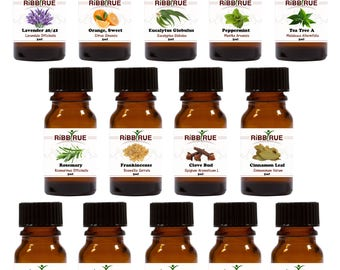 14 Pack -100% Pure Therapeutic Grade Essential Oils 5 ml
