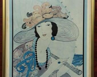 Vintage VOGUE Print (June 1, 1919)