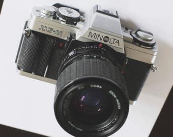 Minolta XG-M - 1982