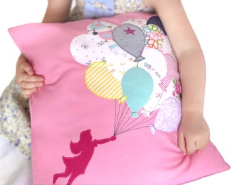 Baby clothes keepsake pillow  - Memory Pillow - Memory Cushion - Personalized pillow - Custom cushion - Upcycle babygrows and sleepsuits