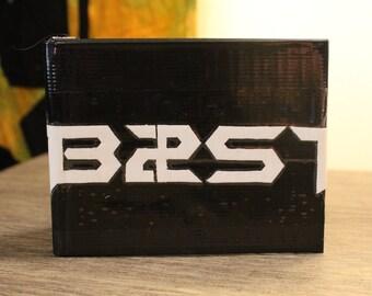 B2st Beast Kpop Duct Tape Wallet