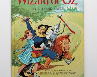 The Wizard of Oz By L. Frank Baum 1962