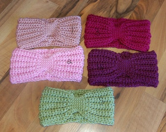 Toddler Headband - Head Band - Ribbed Headbands - Baby Girl Headbands - Headwrap - Headband Toddler - Crochet Headband - Turban Headband