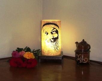 Osho Rajneesh Lamp