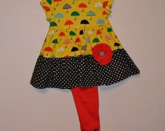 Umbrella Outfit