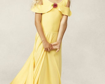 Just Me Princess Belle Dress (Just Girl)