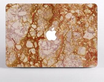 Gold Marble Macbook Case Macbook 12 Case Macbook Pro 13 Case Macbook Air 13 Case Macbook Pro 13 Case Pro 15 Case Pro Retina 15 Case CMMC70