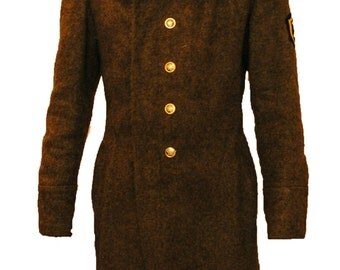 Russian Post War Great Coat