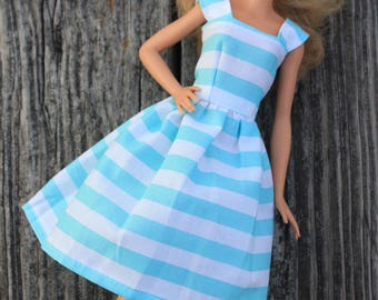 Barbie Clothes, Barbie Dress, Doll clothes, 11.5 inch doll clothes