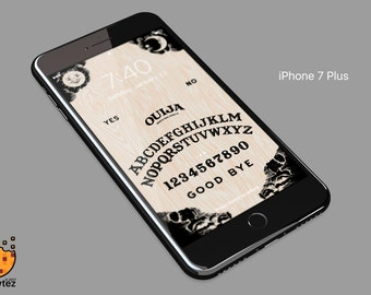 Ouija - iPhone Background Wallpaper - mobile cell phone personalized lockscreen background