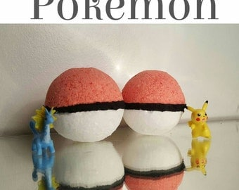 2x Pokemon Bath Bomb Gift Set