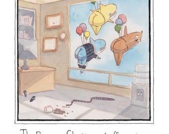 """Spongemeat Comics: """"Window 3"""""""